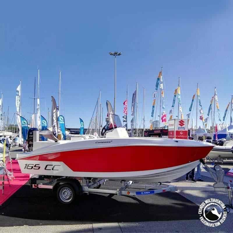 Barco alquiler Compass Santa Pola